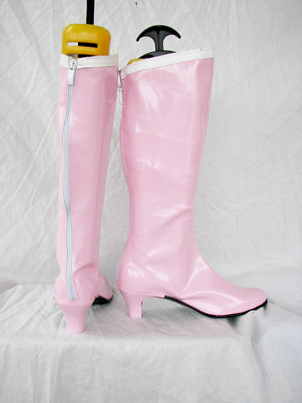 Anime Pretty Soldier Sailor Moon cosplay Aino Minako boots shoes Saturn Tomoe Hotaru cos Tsukino Usagi shoes