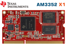 TI AM3352Nand coremodule AM335x developboard AM3358 BeagleboneBlack embedded linux computer AM334 IoT gateway POS cash register(China)