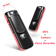 IDV009 Mini Camera Full HD 1080P Micro Camera 180 Degree Rotate Pen Camera Voice Recording Mini DVR Camera Small Video Camcorde
