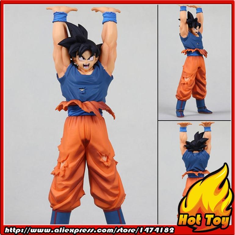 100% Original Banpresto Complete Collection Figure - Genki dama SPECIAL Son Gokou skill from Dragon Ball SUPER<br>