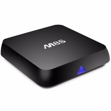 Best Selling! Original M8S KODI Android TV Box 2G/8G Dual Band 2.4G/5G WiFi Android 4.4 AML S812 Chipset 4K Full HD Media Player