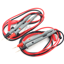 2 pair 4pcs /1000V 20A Universal probe 42 cooper wires Test Lead Wire Probe Cable for Multimeter free shipping(China)