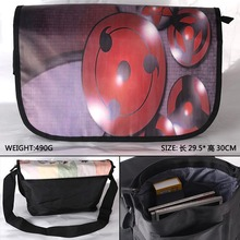 Anime Naruto The Sharingan of Sasuke/Itachi etc Waterproof Aslant/Crossbody/Messenger/School/Shoulder Bag/Satchel