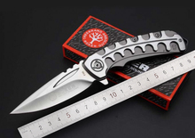 Folding Knifes Tactical Survival Jungle knife cold steel machetes Combat all steel Tools Knifes Multifunction buck CS GO Camping