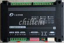 6 way relay output 4 analog output unit Ethernet TCP module industrial controller equipment