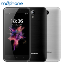 "Originial HOMTOM HT3 Pro 5.0""HD Screen Smartphone 4G MTK6735P Quad-core Cell Phone 2GB RAM+16GB ROM 3000mAh Battery Mobile Phone"