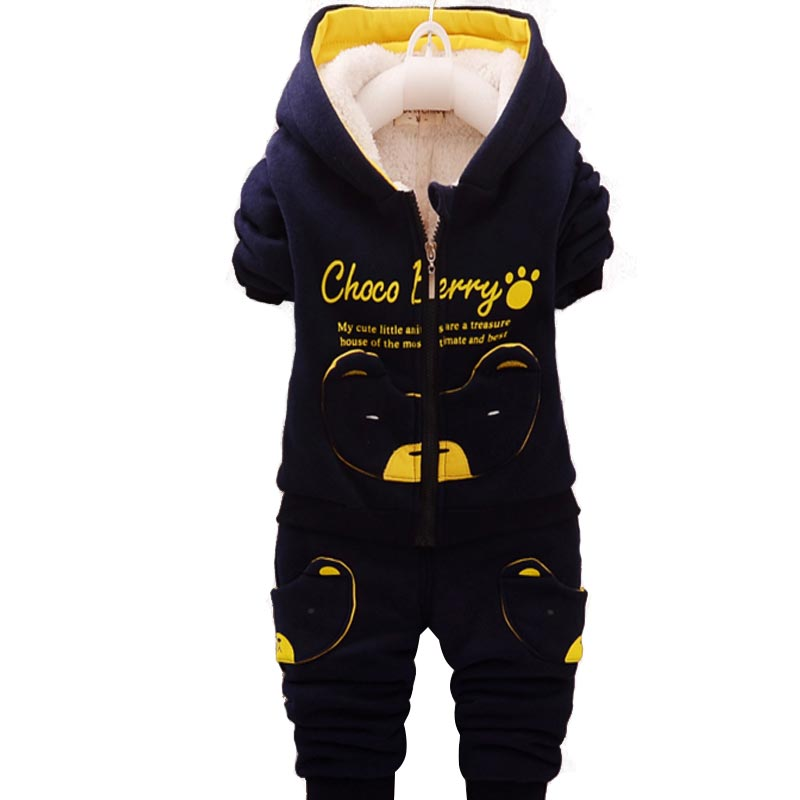 Toddler Boys Clothing Set Winter Spring Boy Tracksuit Hooded Baby Outfits Kids Clothes Children Siuts Hoodies+Trousers 2 pcs<br><br>Aliexpress