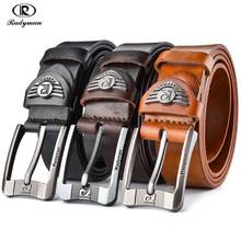 RADYMAN mens belts luxury cummerbunds belt for jeans chains for men Black tactical belt Real leather belt Belly band