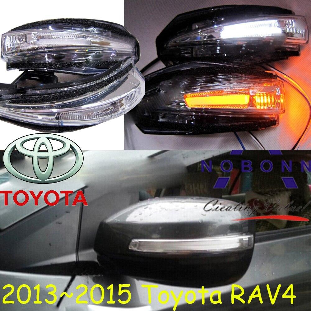 car-styling,RAV4 Mirror light,2013~2015,Free ship!2pcs,RAV4 fog light;car-covers,chrome,RAV4 turn light;RAV 4<br>