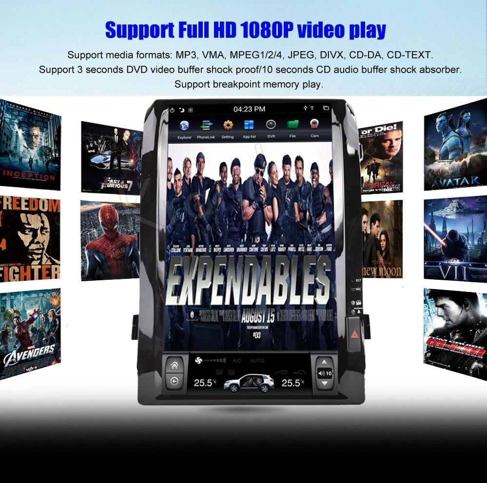 Krando android car radio stereo navigation gps for toyota land cruiser 200 2008-2015 car dvd player multimedia system (11)