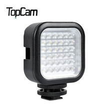 Professional Black Godox LED36 Video Light With 36 LED Bulbs Portable 260Lux Photography Fill Light