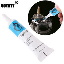 Buy Fishing tools 1Set Fishing Reel Lubrication Oil&Grease Lubricating carp fishing Bearing Maintainence Supply Accessories