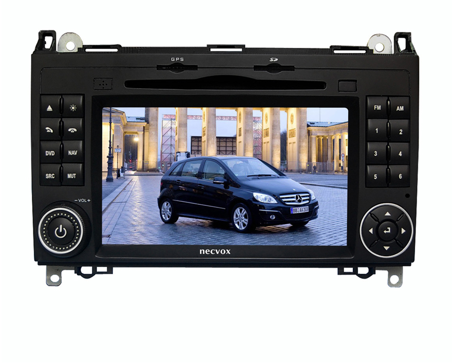 Android 7.1 Car DVD GPS Player for Mercedes-Benz A/B class