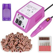 EU/US Plug Nail Tools Electric Nail Drill Manicure Machine Manicure Polishing tool Suitable for pedicure and manicure