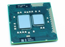 Original Intel Core i5 580M Processor 3M Cache 2.66GHz - 3.33Ghz PGA988 Laptop CPU Compatible HM55 PM55 HM57 QM57