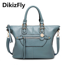 European and American style cross body bag Fashion Totes women Messenger Bags luxury Motorcyle Bag designer handbags women bags(China)