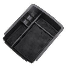 Central Armrest Storage Box Pallet Container Holder Tray Car Organizer for VW Volkswagen Golf 7 MK7 VII Car Styling(China)