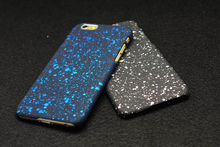 3D Starry phone Case For Coque iPhone 4 4s 5c 5 5s SE 6 6s 6plus 7 7plus Cases Matte Plastic Carcasa Funda cover Capinha hoesjes(China)