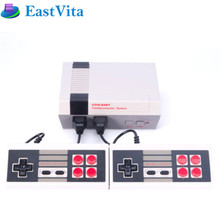 EastVita Retro TV Handheld Game Console Video Games console de jeux mini Games Player Built-in 600 Games PAL&NTSC Dual Gamepad(China)