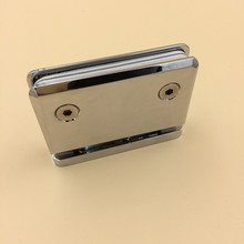 JLS copper 360 degree rotation spring glass door hinge 360 spring hinge glass hinge