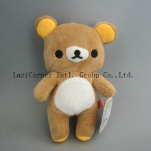 "Anime Cute 8"" 20cm Rilakkuma Plush Toy Cute Soft Dolls Stuffed Animals Kids Gift"
