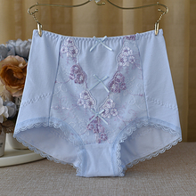 Lady underwear female postpartum abdomen slimming waist waist hip seamless lace Boxer Shorts export