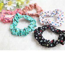 10 pcs/ Lots Fashion  Sweet Girls Elastic Hair Band Hairband Ponytail Holder headband hair accessories