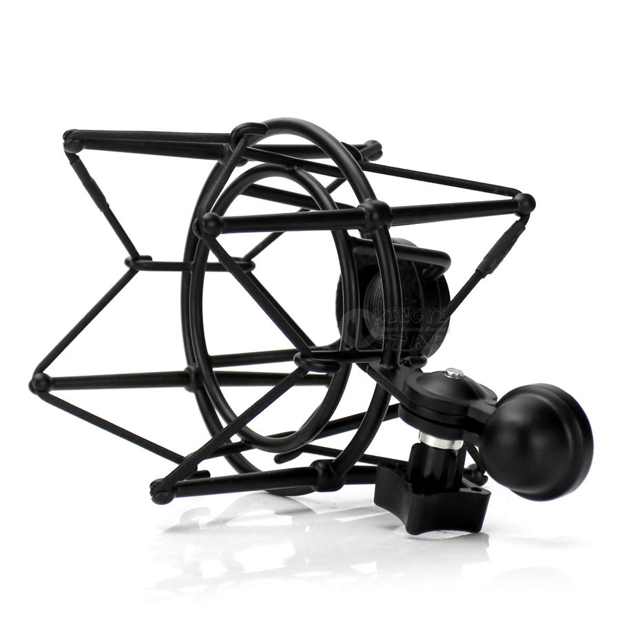 Metal Spider Microphone 6
