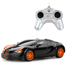 1:24 RC car toy remote control car drift car scale models radio controlled toys Rastar 47000 1/24 Bugatti Veyron RC Car