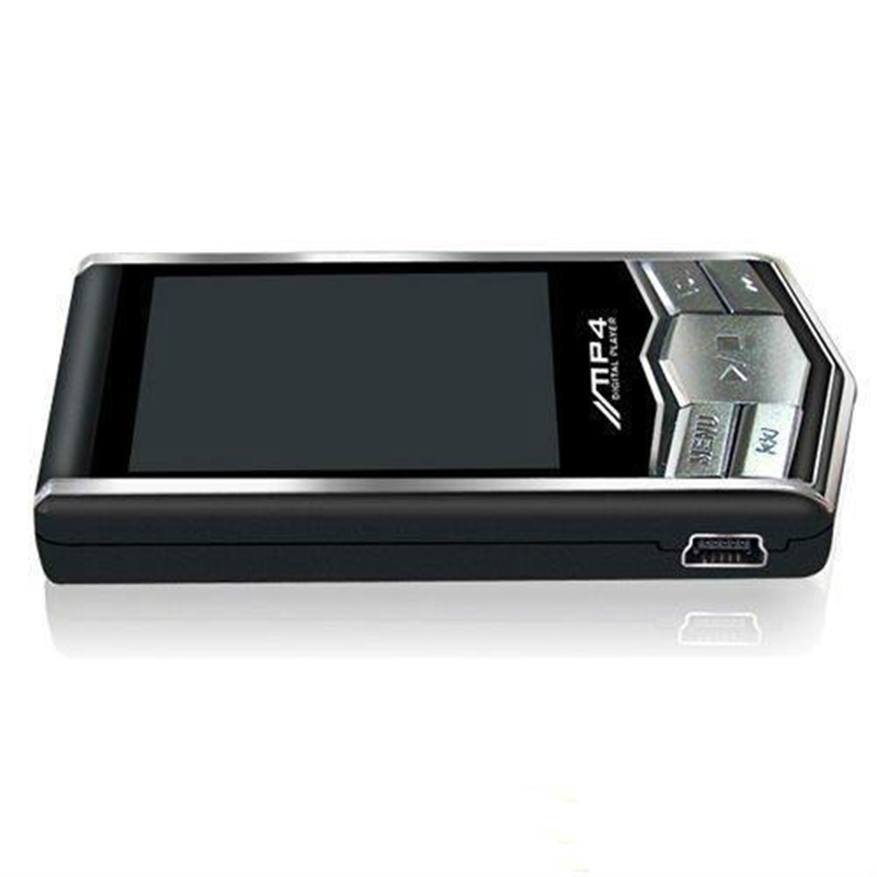 Portable Metal MP4 Music Player 1.8 Inch LCD Screen MP3 MP4 Media Player Walkman with Speaker FM Radio Video Games Movie (4)