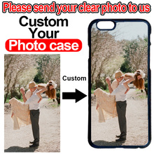 DIY Custom Your Photo Case Cover for LG G2 G3 G4 G5 G6 iPhone 4 4S 5 5S SE 5C 6 6S 7 8 Plus X iPod Touch 5(China)