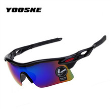 YOOSKE 11 Colors Men Women UV400 Oversized Driver Sunglasses Brand Designer Driving Sun Glasses Night Vision Goggles