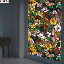 decorative tint Window privacy Film 70x100cm glass door home decor Self-Adhesive static window stickers Hsxuan brand 703106(China)