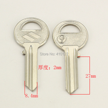 A082 Wholesale Locksmith Keymaster Brass House Home Door Blank Empty Key Blanks Keys