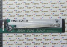 Free shipping Wei tus tool tweezers / NO-11 stainless steel tweezers / needle nose element clamps(China)