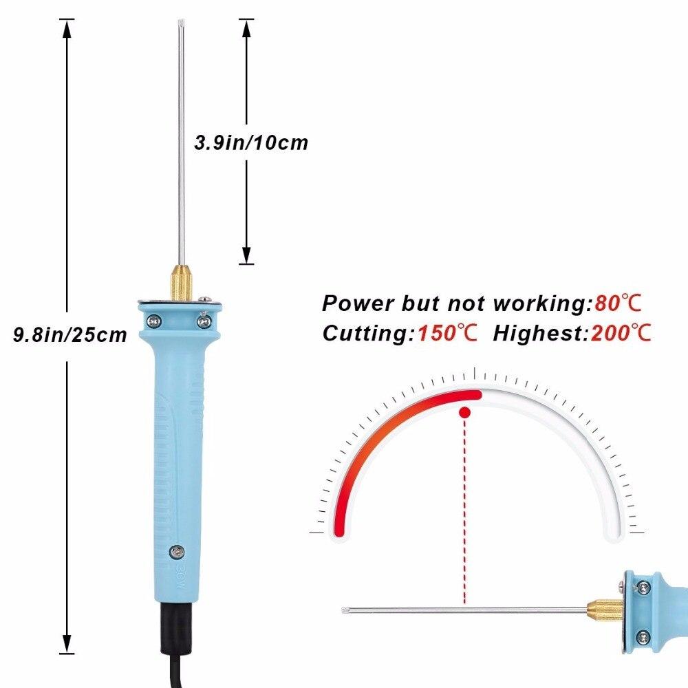 [SCHEMATICS_4FD]  Electric Foam Cutter Styrofoam Cutter Hot Wire Knife Pen For Polyethylene  EVA EPS Foam Carving Model Making DIY Handicraft 10CM| | - AliExpress | Hot Wire Foam Cutter Design Diagram |  | AliExpress