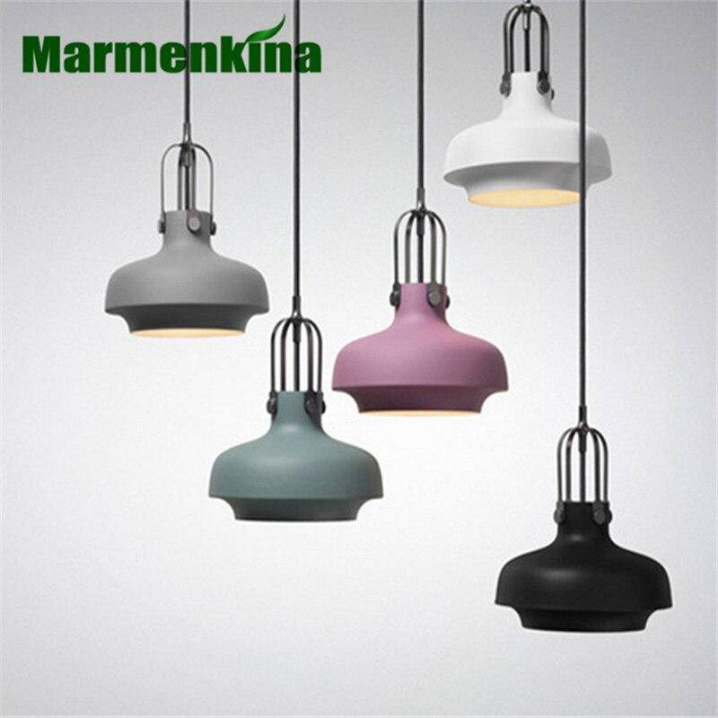 Modern simple aluminum restaurant pendant light pot pendant lamp E27, AC110-240V<br>