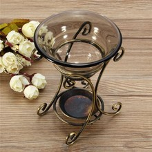 Retro Incense Burner Iron Design Restoring Ancient Ways Aromatherapy Diffusion Air Humidifier Essential Oil Heater