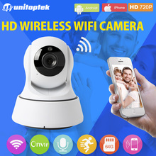 720P WIFI  IP Camera PTZ Wireless IR-Cut Night Vision Two Way Audio HD 1.0MP Surveillance CCTV Camera WI-FI ONVIF P2P APP View