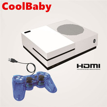 CoolBaby HD HDMI RS-89 TV Retro Video Game Console 4GB Built-in 600 classic game support HD HDMI output TF Card +dual gamepad(China)