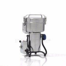 Automatic YF-150 superfine grinderelectric powder machine electric grain mill full Stainless steel (110V 60HZ )(China)