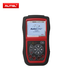 Original Autel AutoLink AL539B Code Reader & Electrical and Battery Test Tester Auto Dianostic Tool(China)