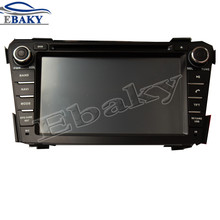 NaviTopia 7inch Car DVD Player For Hyundai I40 2011- Car Multimedia With Radio Audio/Bluetooth/GPS/maps