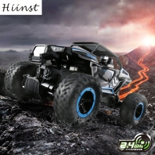 Buy HIINST TWO colorful 1:14 2.4Ghz Rock Crawler 4 Wheel Drive Radio Alloy four-wheel drive Remote Control RC Car Green New Aug15 for $33.34 in AliExpress store