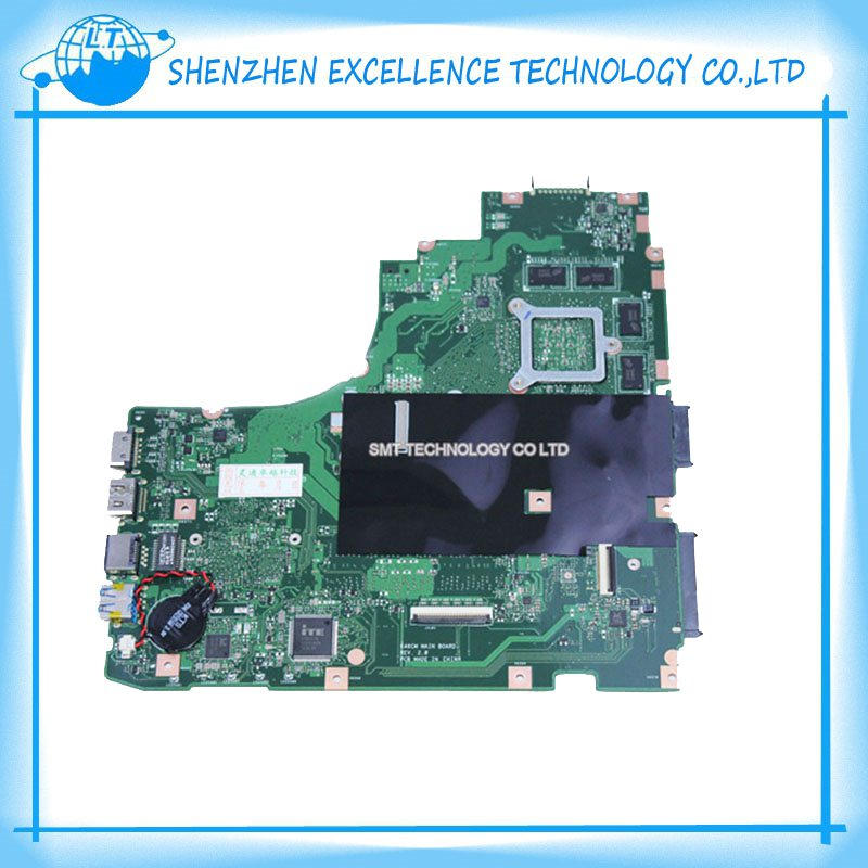 100% original For ASUS K46CM Laptop motherboard with Top quality free shipping<br><br>Aliexpress