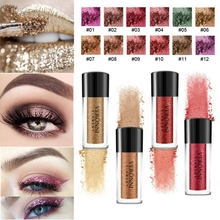 Buy 12 Colors Shine Eye Shadow Makeup Cosmetics Lips Diamond Eyes Glitter Women Cosmetics Make Shadow Powder Pigment Eyeshadow for $2.00 in AliExpress store