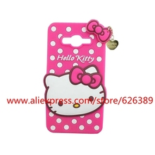 For Galaxy J2 Prime Case Cartoon Hello Kitty Design Soft Rubber Phone Back Cases For Samsung Galaxy J2 Prime