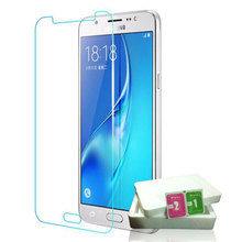 For Samsung Galaxy A3 A5 A7 J1 J5 Tempered Glass for SAMSUNG Galaxy S5 S4 Grand Prime J1 J3 J5 2016 Screen Protector Retail Box(China)