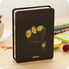 High End Luxury Fashion Notebook Summer Manor Simple Portable Hard Copybook Composition Book For Students Office Stationery WZ