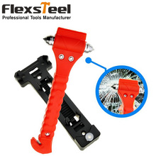 Multi-function Car Auto Underwater Escape Emergency Safety Belt Cutter Life Hammer for Break Glass Window